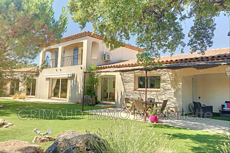 Photo n°2 - Vente Maison villa provençale Le Plan-de-la-Tour 83120 - 1 578 000 €