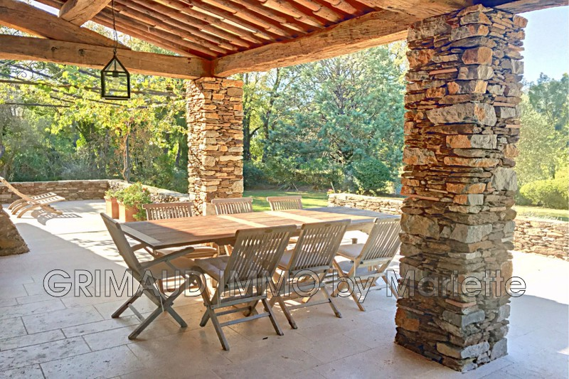 Photo n°7 - Vente maison de campagne La Garde-Freinet 83680 - 2 450 000 €