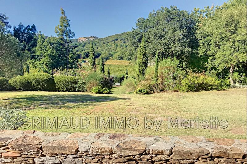 Photo n°5 - Vente maison de campagne La Garde-Freinet 83680 - 2 450 000 €