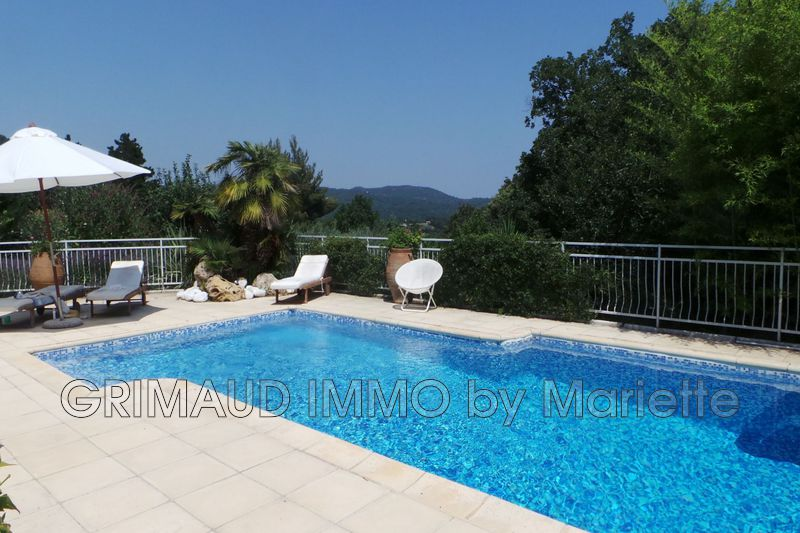 Photo n°6 - Vente Maison villa provençale La Garde-Freinet 83680 - 845 000 €