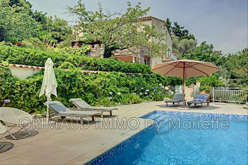 Photo n°7 - Vente Maison villa provençale La Garde-Freinet 83680 - 845 000 €