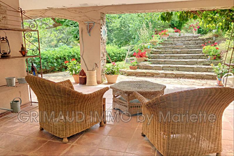 Photo n°16 - Vente Maison villa provençale La Garde-Freinet 83680 - 845 000 €