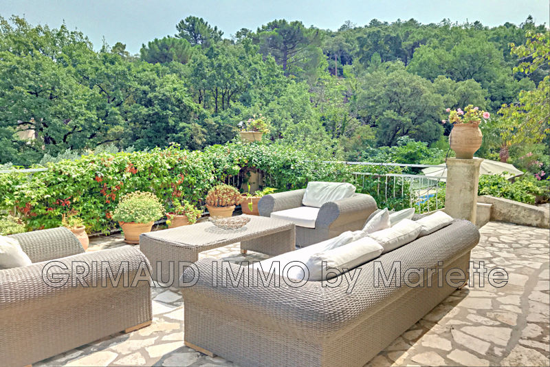 Photo n°15 - Vente Maison villa provençale La Garde-Freinet 83680 - 845 000 €