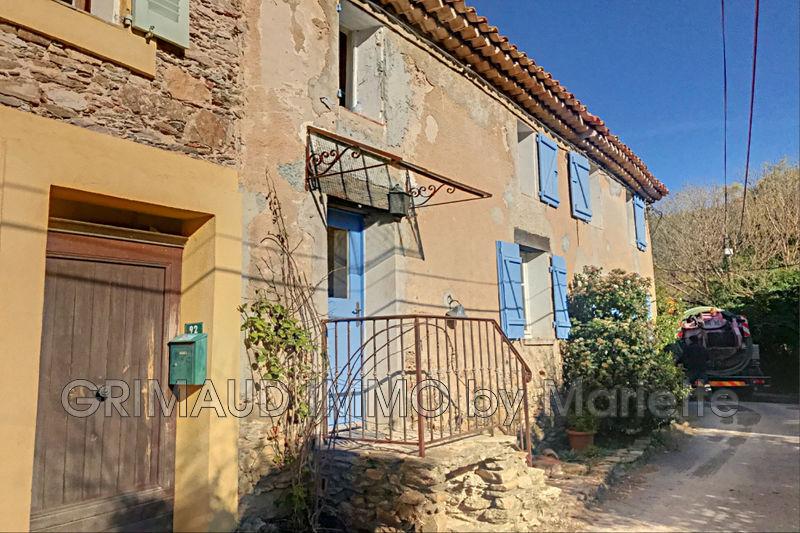 Photo n°2 - Vente maison en pierre La Garde-Freinet 83680 - 395 000 €