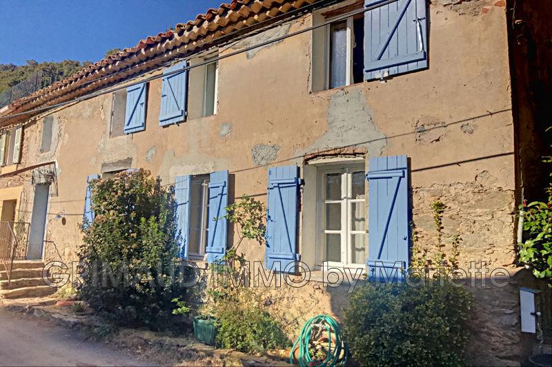 Photo Maison en pierre La Garde-Freinet Campagne,   achat maison en pierre  3 chambres   160m²