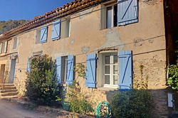 Photos  Maison en pierre à vendre La Garde-Freinet 83680