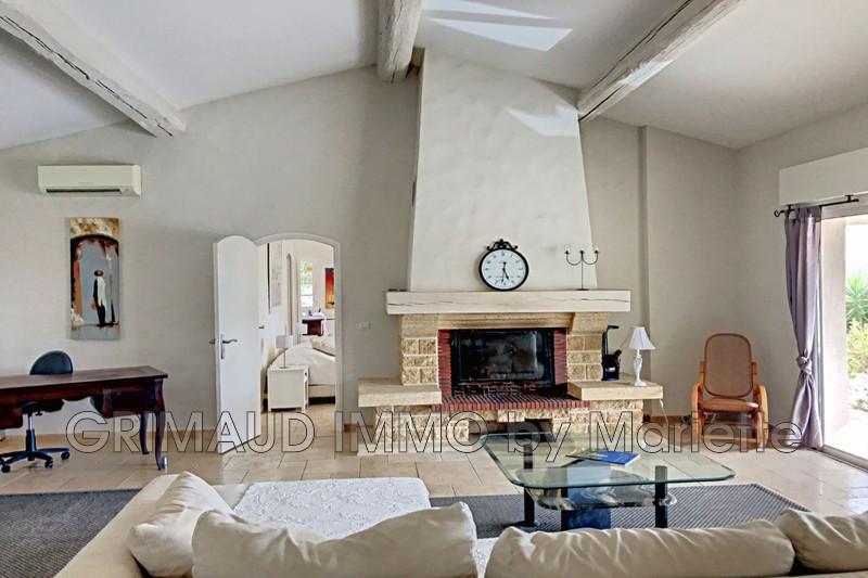 Photo n°5 - Vente Maison villa provençale Le Plan-de-la-Tour 83120 - 1 190 000 €