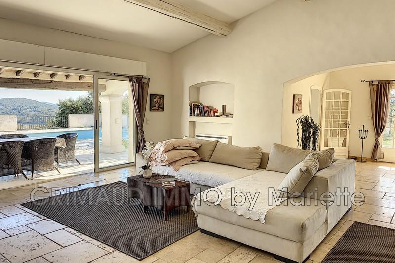 Photo n°8 - Vente Maison villa provençale Le Plan-de-la-Tour 83120 - 1 190 000 €