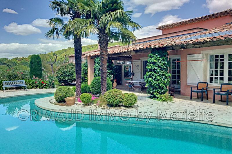 Photo n°2 - Vente Maison villa provençale La Garde-Freinet 83680 - 875 000 €