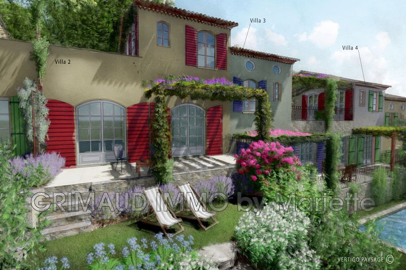 Photo n°3 - Vente maison de village Gassin 83580 - 725 000 €