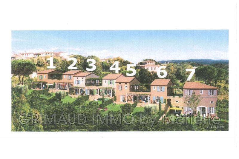 Photo n°2 - Vente maison de village Gassin 83580 - 675 000 €