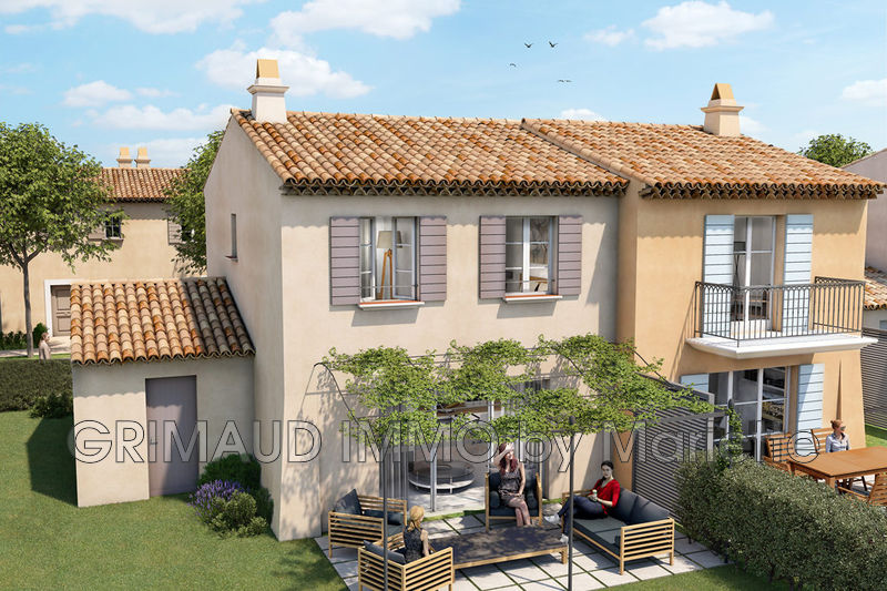 Photo n°1 - Vente maison de campagne Grimaud 83310 - 320 650 €
