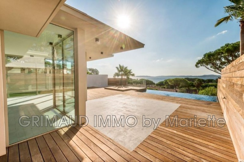 Photo n°2 - Vente Maison villa Sainte-Maxime 83120 - 1 537 600 €