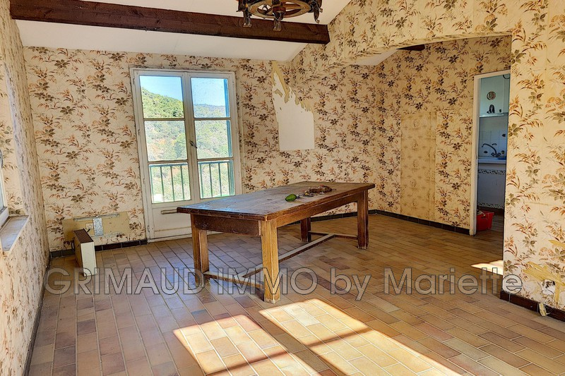 Photo n°3 - Vente maison Grimaud 83310 - 295 000 €