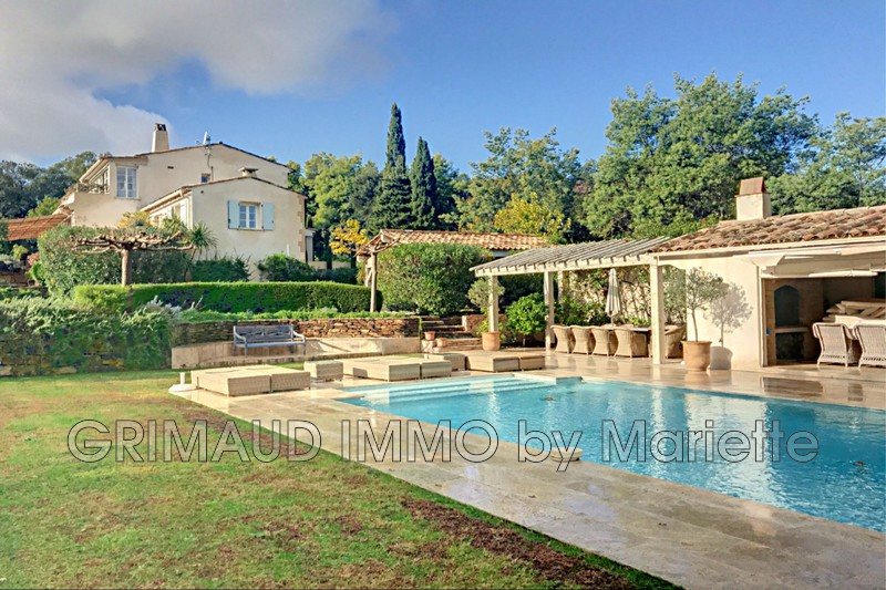 Photo n°1 - Vente maison Grimaud 83310 - 2 495 000 €
