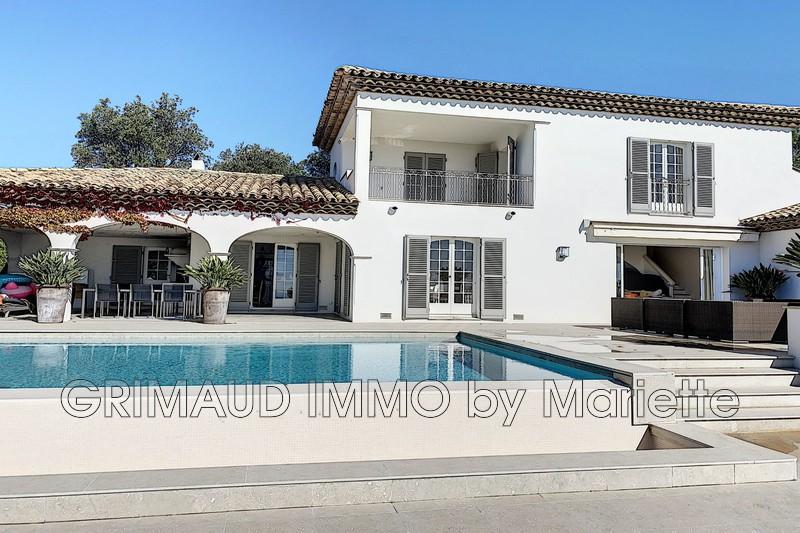 Photo n°2 - Vente Maison villa Sainte-Maxime 83120 - 2 295 000 €