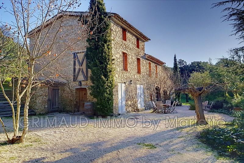 Photo n°2 - Vente Maison bastide Le Plan-de-la-Tour 83120 - 1 265 000 €
