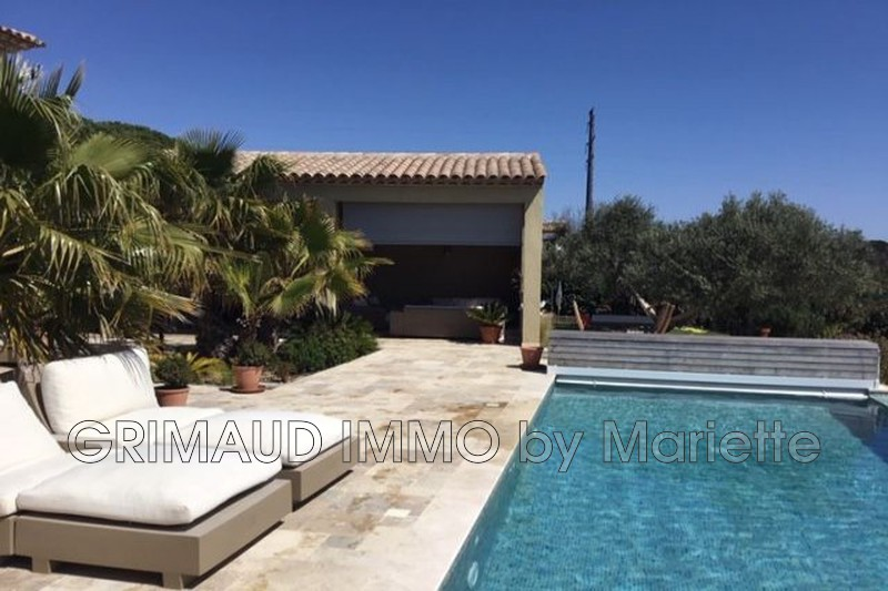 Photo n°4 - Vente Maison villa Grimaud 83310 - 1 525 000 €