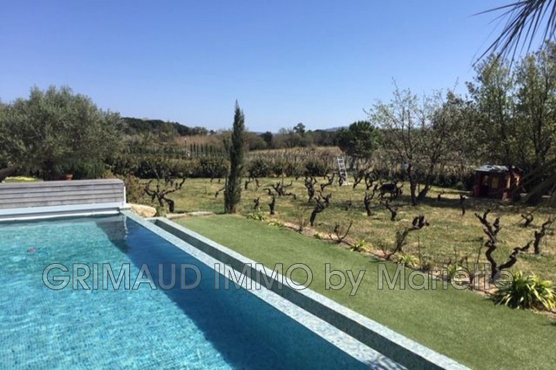 Photo n°2 - Vente Maison villa Grimaud 83310 - 1 525 000 €