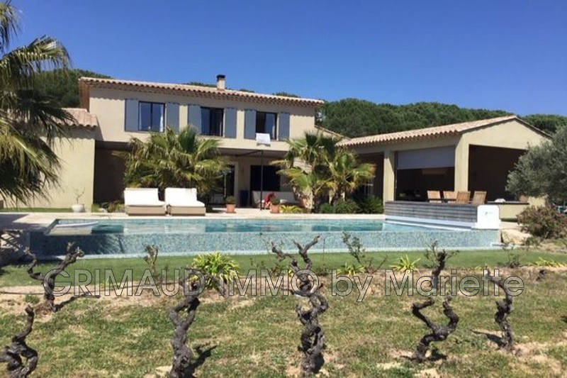 Photo n°1 - Vente Maison villa Grimaud 83310 - 1 525 000 €