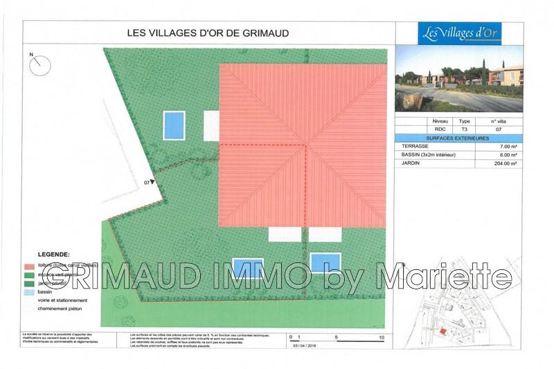 Photo n°3 - Vente Maison villa Grimaud 83310 - 435 600 €