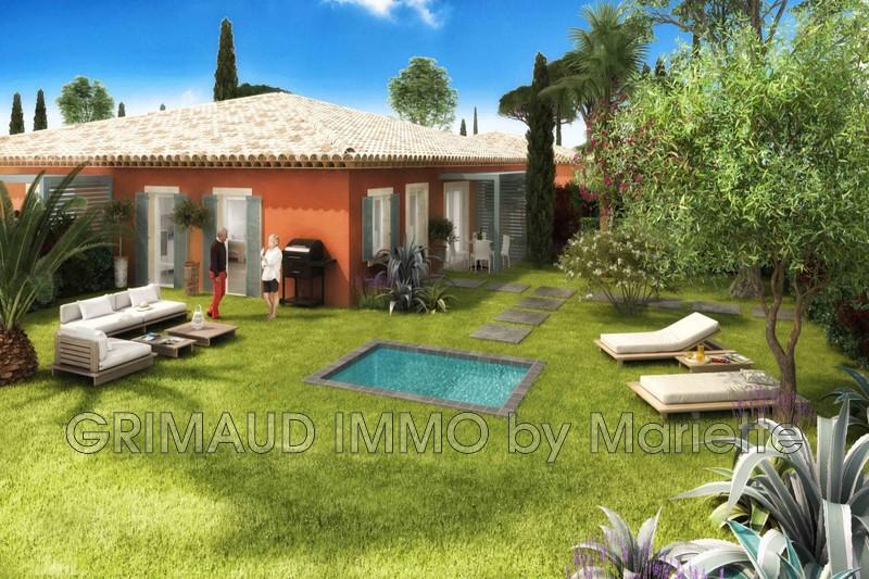 Photo n°2 - Vente Maison villa provençale Grimaud 83310 - 472 100 €