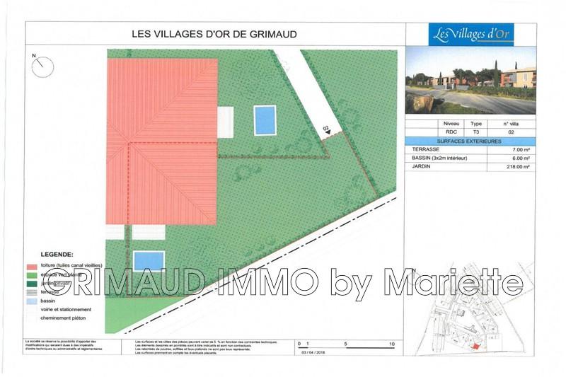 Photo n°4 - Vente Maison villa provençale Grimaud 83310 - 472 100 €