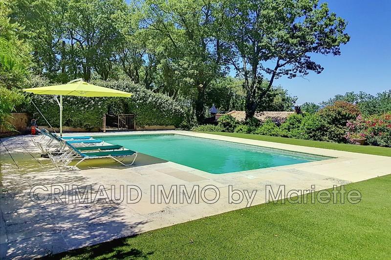 Photo n°1 - Vente maison La Garde-Freinet 83680 - 630 000 €