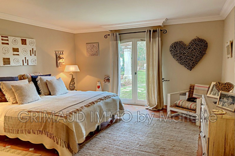Photo n°12 - Vente Maison villa provençale Grimaud 83310 - 1 265 000 €