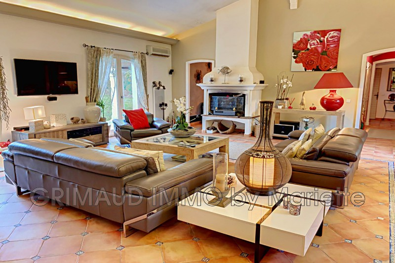 Photo n°9 - Vente Maison villa provençale Grimaud 83310 - 1 265 000 €