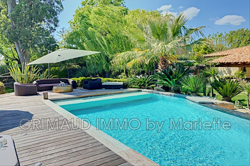 Photo n°4 - Vente Maison villa provençale Grimaud 83310 - 1 265 000 €