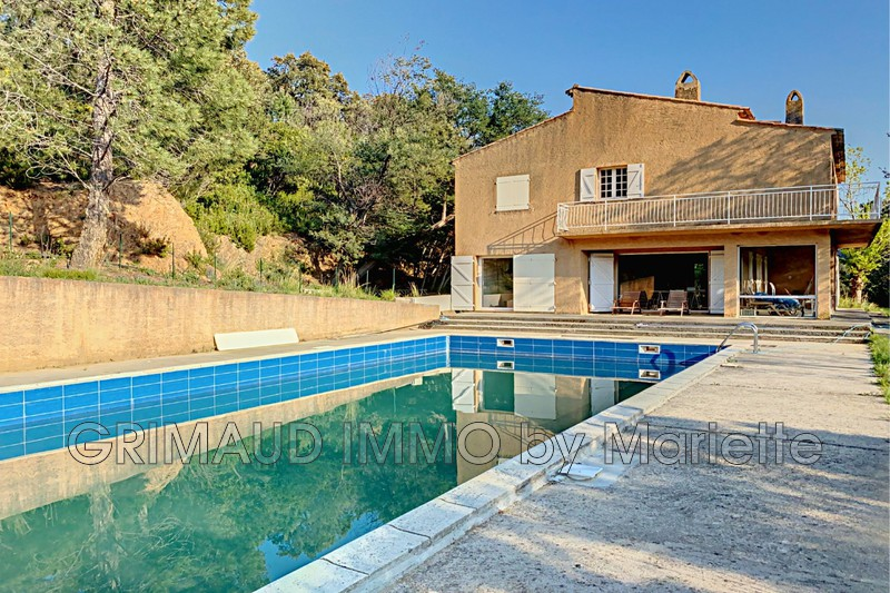 Photo n°1 - Vente Maison villa provençale La Garde-Freinet 83680 - 650 000 €