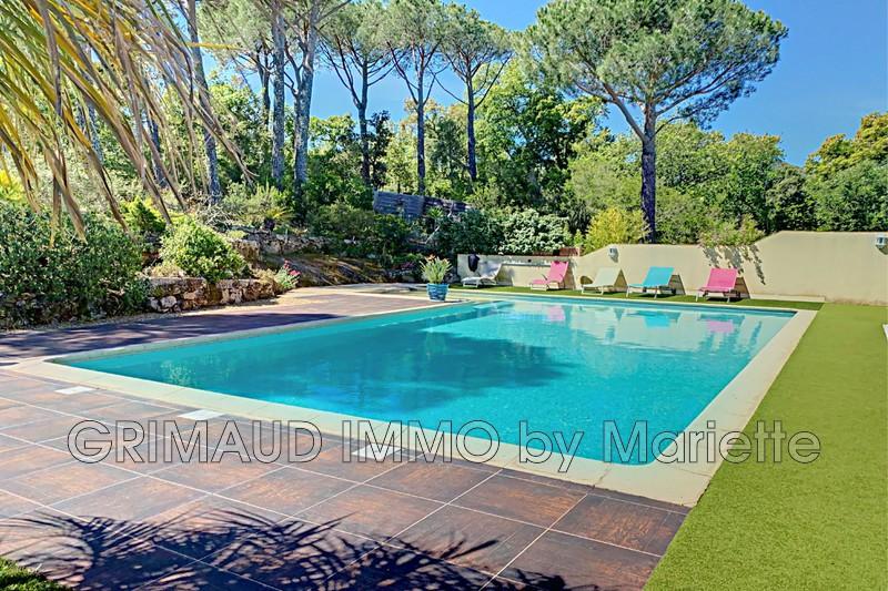 Photo n°2 - Vente Maison villa provençale Le Plan-de-la-Tour 83120 - 1 465 000 €
