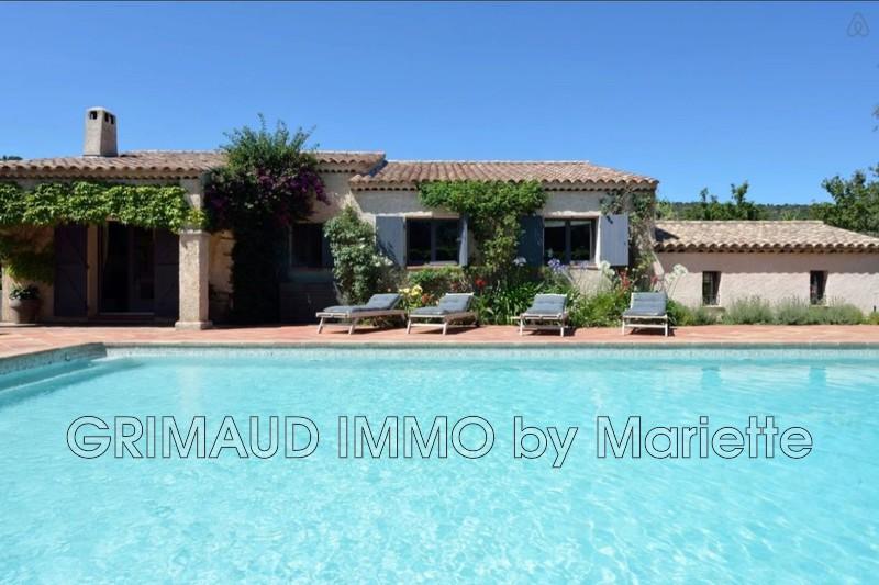 Photo n°12 - Vente Maison villa provençale Le Plan-de-la-Tour 83120 - 899 000 €