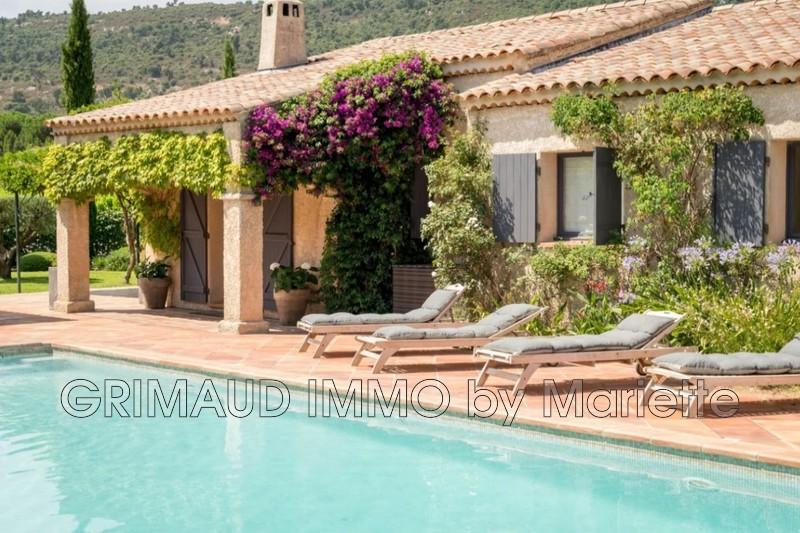 Photo n°2 - Vente Maison villa provençale Le Plan-de-la-Tour 83120 - 899 000 €
