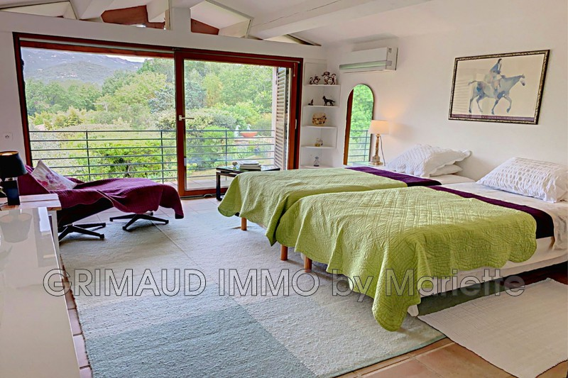 Photo n°12 - Vente Maison villa provençale Grimaud 83310 - 850 000 €