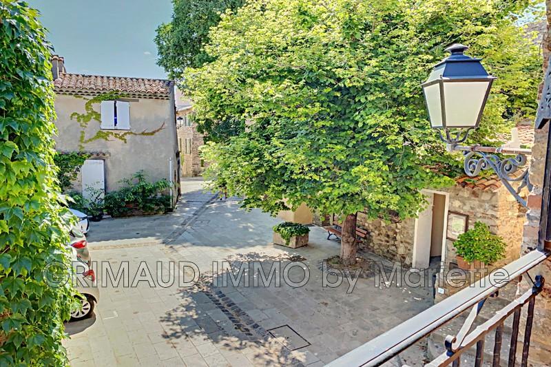 Photo n°2 - Vente maison de village Grimaud 83310 - 449 000 €