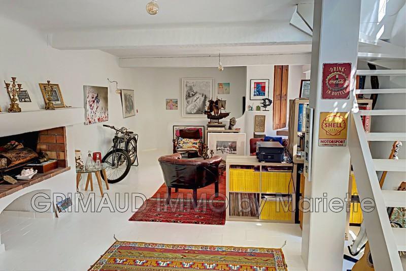 Photo n°3 - Vente maison de village Grimaud 83310 - 449 000 €