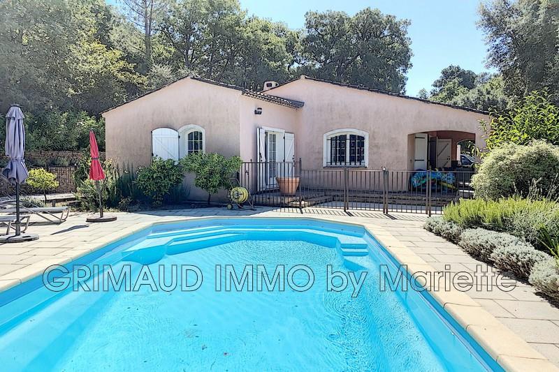 Photo n°1 - Vente Maison villa La Garde-Freinet 83680 - 795 000 €
