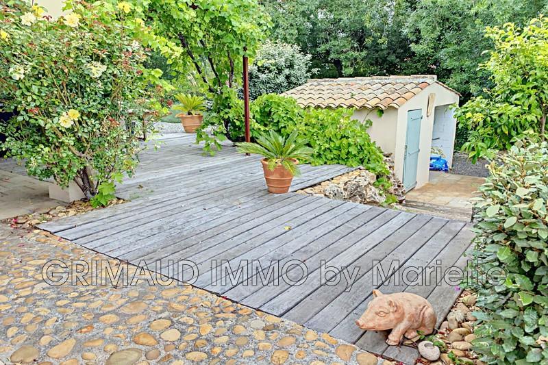 Photo n°4 - Vente Maison villa provençale Grimaud 83310 - 950 000 €
