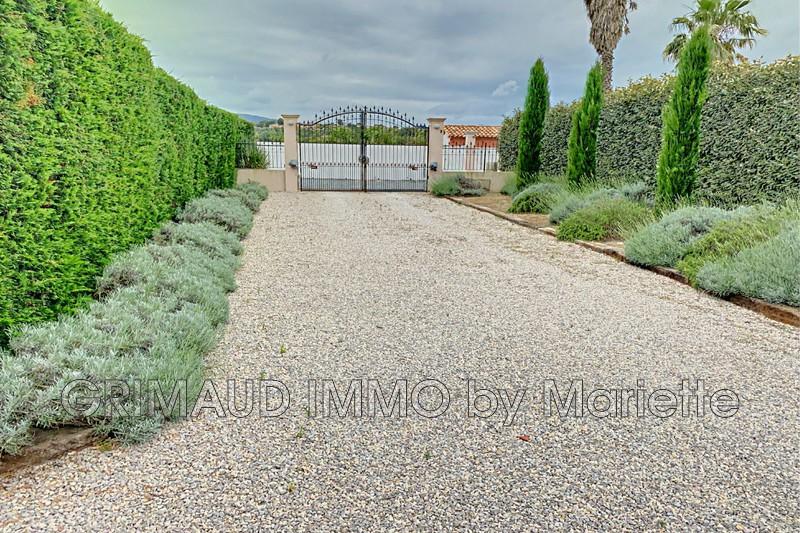 Photo n°3 - Vente Maison villa provençale Grimaud 83310 - 950 000 €