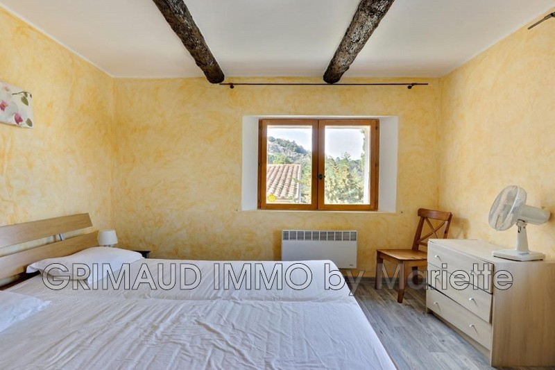 Photo n°4 - Vente maison de village La Garde-Freinet 83680 - 405 000 €