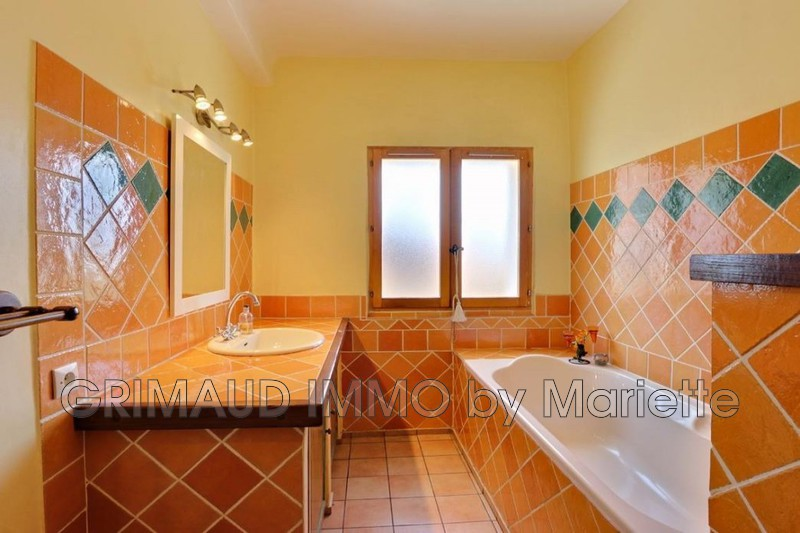 Photo n°6 - Vente maison de village La Garde-Freinet 83680 - 405 000 €