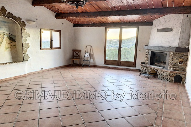 Photo n°3 - Vente maison de village La Garde-Freinet 83680 - 405 000 €