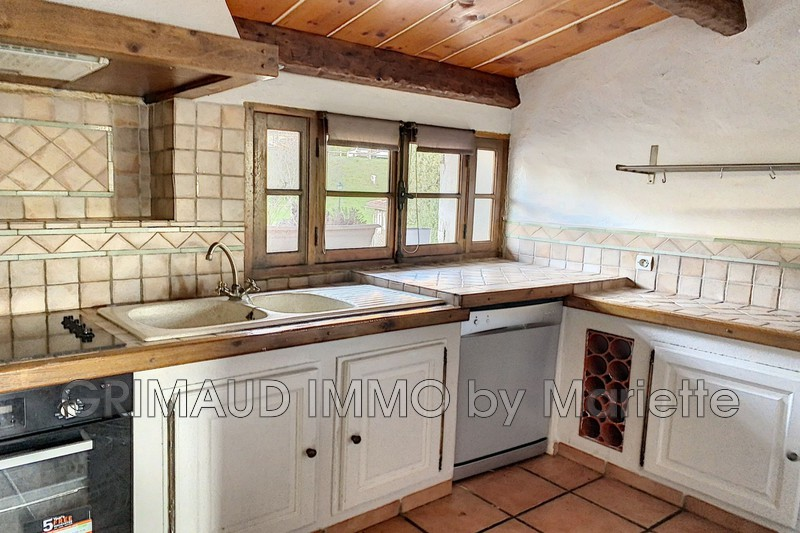 Photo n°7 - Vente maison de village La Garde-Freinet 83680 - 405 000 €