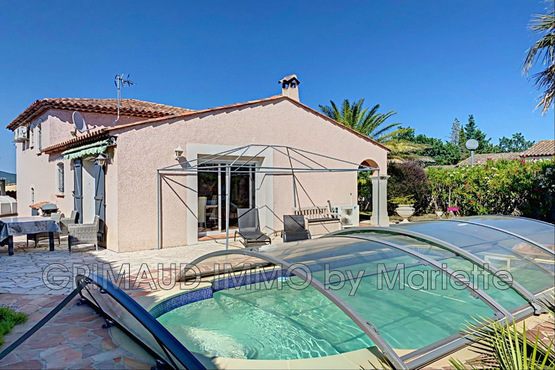 Photo n°2 - Vente Maison villa Cogolin 83310 - 572 000 €