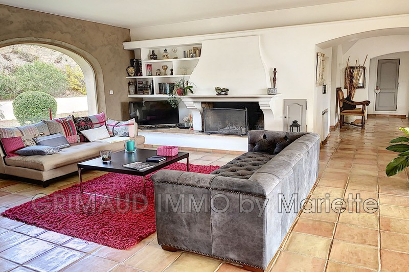 Photo n°9 - Vente Maison villa provençale Le Plan-de-la-Tour 83120 - 1 480 000 €