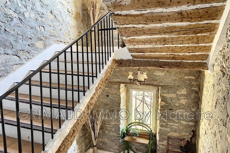 Photo n°1 - Vente maison de village La Garde-Freinet 83680 - 490 000 €