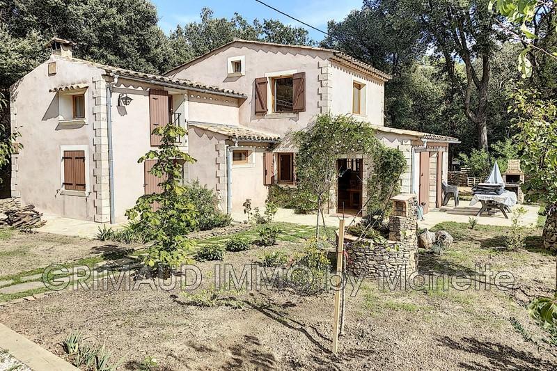Photo n°3 - Vente Maison villa provençale La Garde-Freinet 83680 - 483 000 €