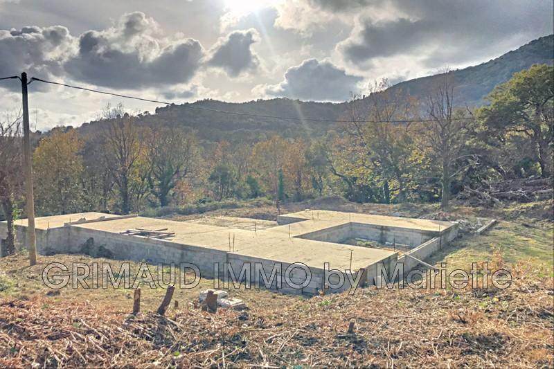 Photo n°2 - Vente terrain La Garde-Freinet 83680 - 420 000 €